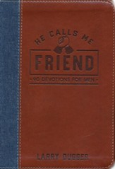He Calls Me Friend: 90 Devotions For Men - Slightly Imperfect
