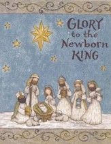 Christmas Cards, Glory To The Newborn King, Box Of 18