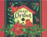 Christmas Cards, Merry Christmas, Cardinals Box of 12