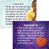 Answers Bible Curriculum Grades 2-5 Unit 8 Memory Verse Posters (2nd Edition)