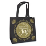 Tidings, Eco Tote, Black
