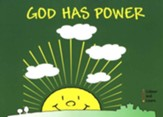 God Has Power, Color and Learn Coloring Book