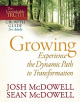 Growing-Experience the Dynamic Path to Transformation - eBook