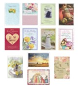 Secret Sister Value Boxed Cards, 12 (NIV, KJV)