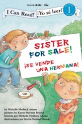 Sister For Sale! / Hermana a la venta: Biblical Values - eBook