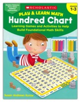 Hundred Chart Grades 1-3