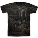 Calvary Shirt, Black, Medium, Unisex