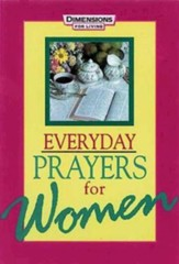 Everyday Prayers for Women - eBook
