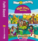 Bible Story Favorites - eBook