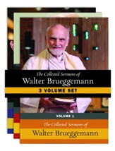 The Collected Sermons of Walter Brueggemann, 3 Volume Set