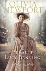 Pursuit of Lucy Banning, Avenue of Dreams Series #1 -eBook