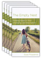 The Empty Nest: Finding Hope in Your Changing Job Description, 5-pack