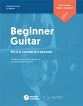 Worship Solutions: Beginner Guitar, DVD + Booklet