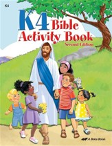 K4 Bible Activity Book (Unbound  Edition)