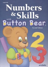 Numbers and Skills with Button Bear  (Unbound Edition)