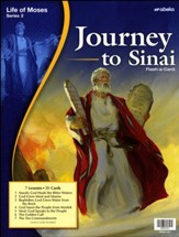 Abeka Journey to Sinai Flash-a-Card