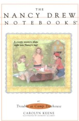 Trouble at Camp Treehouse - eBook