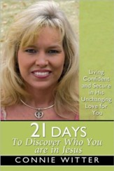 21 Days to Discover: Living Confident and Secure in His Unchanging Love for You - eBook