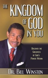 Kingdom of God: Discover the Greatness of God's Power Within - eBook