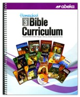 Homeschool Grade 3 Bible  Curriculum/Lesson Plans