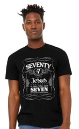 Seventy-Seven Shirt, Black, Large
