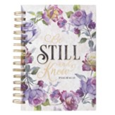 Be Still and Know, Spiral-bound Journal