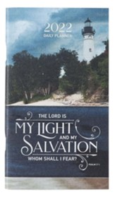 Light And Salvation 2022 Daily Planner, Small