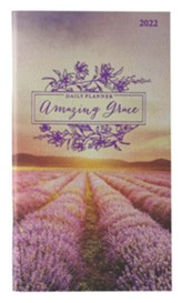 Amazing Grace 2022 Daily Planner, Small