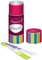 Devotional Dippers: Prayer
