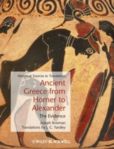 Ancient Greece from Homer to Alexander: The Evidence - eBook