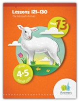 Answers Bible Curriculum Grades 4-5 Unit 13 Teacher Guide (2nd Edition)