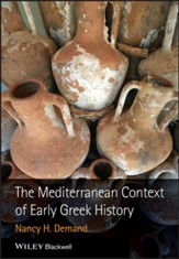 The Mediterranean Context of Early Greek History - eBook