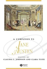 A Companion to Jane Austen - eBook