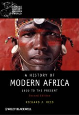 A History of Modern Africa: 1800 to the Present - eBook