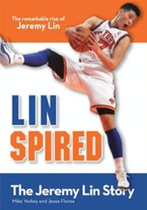 Linspired, Kids Edition: The Jeremy Lin Story - eBook