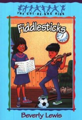 Fiddlesticks - eBook
