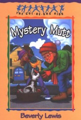 Mystery Mutt - eBook