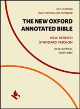 The NRSV New Oxford Annotated Bible, 5th Edition