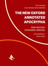 The NRSV New Oxford Annotated Apocrypha, 5th Edition