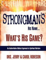 Strongman's His Name, What's His Game - eBook