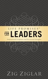 Life Promises for Leaders: Inspirational Scriptures and Devotional Thoughts - eBook