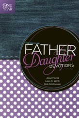 The One Year Father-Daughter Devotions - eBook