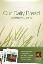 Our Daily Bread Devotional Bible NLT - eBook