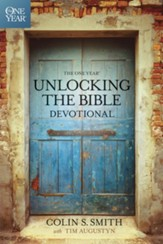The One Year Unlocking the Bible Devotional - eBook
