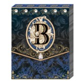 Monogram Pocket Pad, B