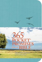 365 Pocket Promises from the Bible - eBook