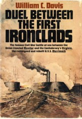 Duel Between the First Ironclads - eBook