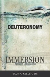 Immersion Bible Studies - Deuteronomy - eBook