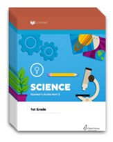 Lifepac Science, Grade 1, Teacher's Guide Part 2