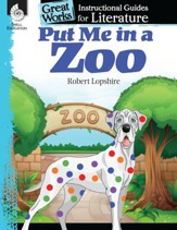 An Instructional Guide for Literature: Put Me in the Zoo - PDF Download [Download]